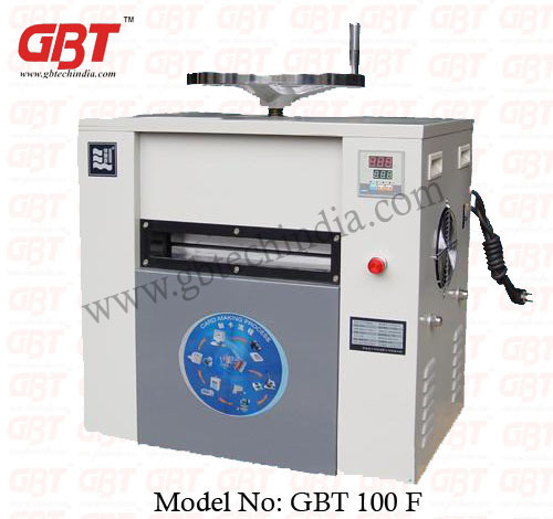 100 Card Fusing Machine