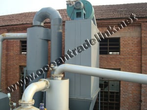 Tyre Recycling Machine (5 Tons)