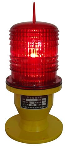 LED Aviation Building and Tower Use Obstruction Signal Lamp