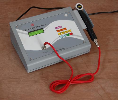 Ultrasound Therapy Unit (Digital, Pre Programmed)