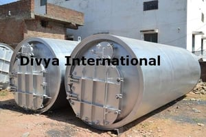 Industrial Tyre Recycling Pyrolysis Plant