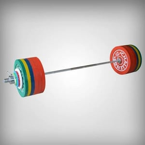 CHALLENGE 190kg Olympic Weight Lifting