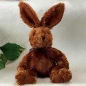 Stuffed Brown Rabbits