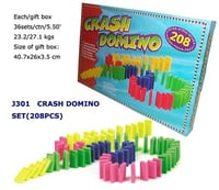 Crash Domino Game