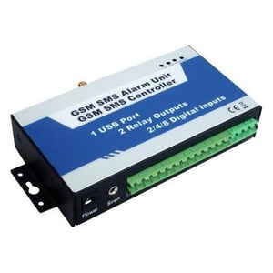 GSM  Remote Monitoring System