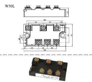 Multi Integrated Thyristor Modules