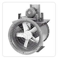 BIFURCATED TUBE AXIAL FANS