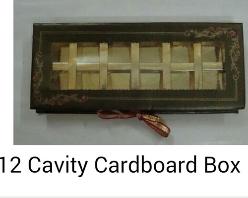 Chocolate Boxes With 12 Cavity Inside