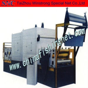 Fishing Net Lengthway Stretched Machines