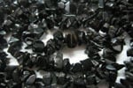 Black Stone Synthetic Gems