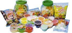 Fruit Pudding Jelly
