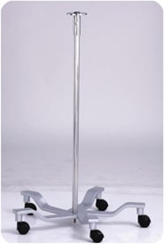 Ventilator/Cpap Stand (Roll Stand)