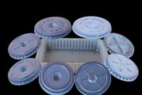 Disposable Lids