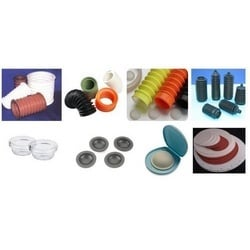 Silicone Bellows and Diaphragms