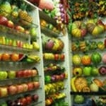 Artificial Fruits And Vegetables-Sg803