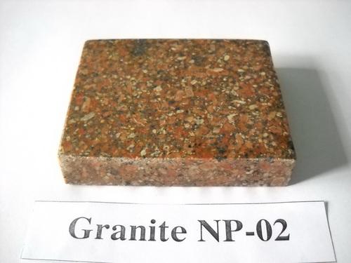 Red Binh Dinh Granite Tile