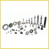 Transmission Gears and Axle Shafts