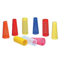 Dye Tubes and Dye Cones