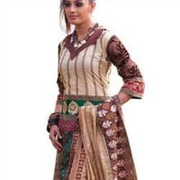 Women Embroidered Suits
