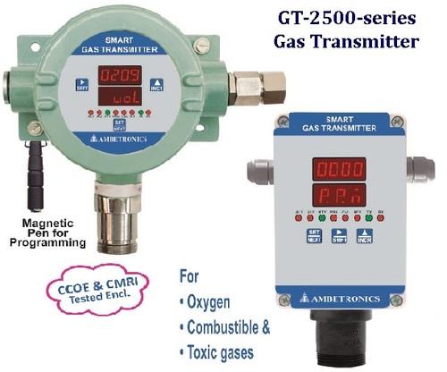 Toxic Gas Detectors