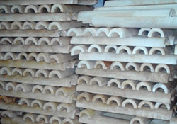 Puf Pipe Sections And Slab (Boards)