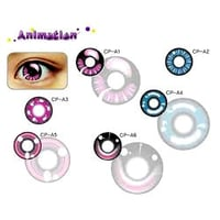 Branded Disposable Contact Lense