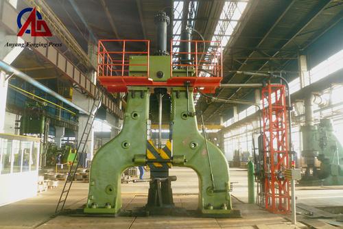 Electro Hydraulic Open Die Drop Forging Hammer
