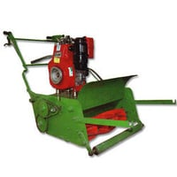 Leo Roller Type Diesel Engine Operated Heavy Duty Lawn Mowers