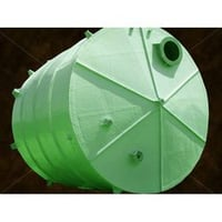 PVC And FRP Tanks
