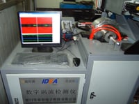 Automatic Eddy Current Testing System, NDT System