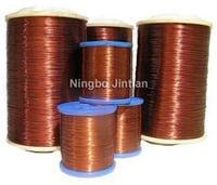 Modified Polyester Enamelled Copper Wire PEW 155 Class F