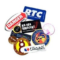 Beverage Stickers and Labels