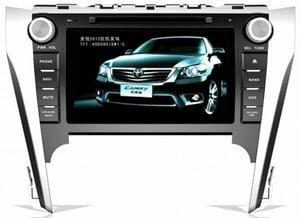 In-dash DVD Player For TOYOTA CAMRY 2012 (KR-8010)