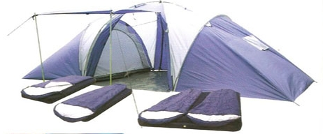 Family Tent Pack