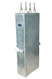 Medium Frequency Water Cooled Capacitors