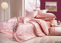 Stain Jacquard Bedding Sets