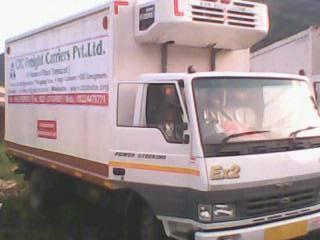 Reefer Truck Transportation Service