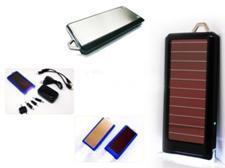 Solar Charger High Brightness 4 LED Lamp
