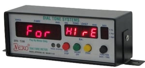 Electronic Taxi Meter