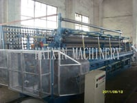 Big Spool Dia Fishing Net Machine