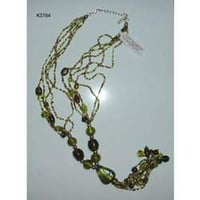 All Glass Bead Necklace