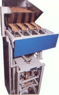 Automatic Form Fill And Seal Machine For Granules
