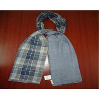 Double Cloth Scarves