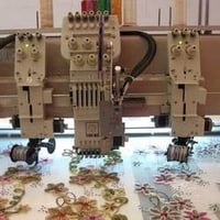 Cording Embroidery Machines