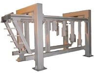 AAC Production Line Cutting Machine