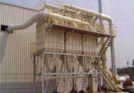 AAC Production Line Dust Collector