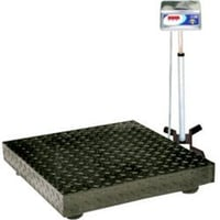 Heavy Chequer M.S. Body Weighing Machine