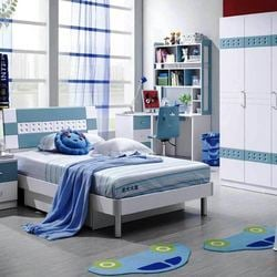 Marble Bed Set