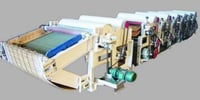 New Design Textile/Cotton Waste Recycling Machine