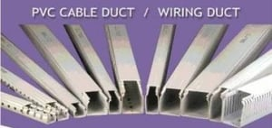 Pvc Cable/ Wiring Duct